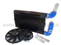 AIRTEC Stage 2 60mm Core Intercooler Upgrade for Fiesta RS Turbo
